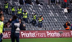 Säkerheten ska förbättras på Tele2 Arena. Foto: Bildbyrån