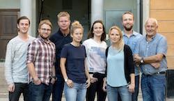 160912 Svenska Sportjournalistförbundets styrelse den 6 september 2016 i Stockholm. Foto: Niklas Larsson  / kod NL / 44114