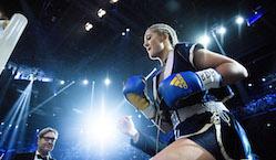 Klara Svensson är en av idrottarna som kommer att medverka i seminariet. Foto: Bildbyrån