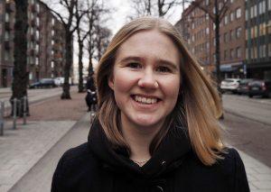 Emma Holmsen.